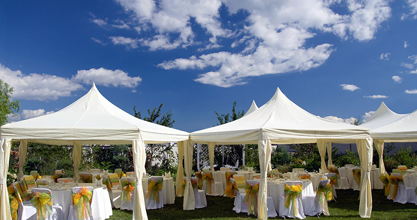 Finding Reliable and Professional Party Rentals Company