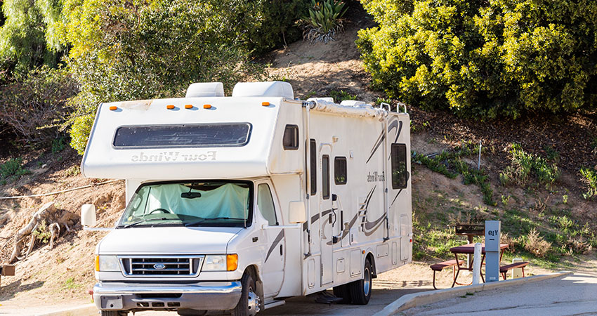 Rent a motor home- best option to move any place