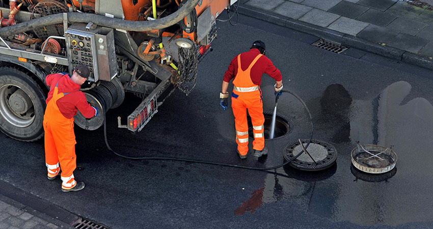 What are the Different Types of Sewer and Drain Cleaning Services?